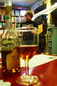 launch reading through wine